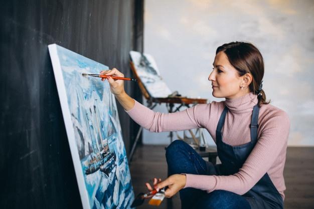 Successful Artists Are Versatile