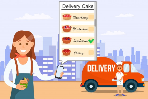 Buying Cake From Online Delivery Platforms